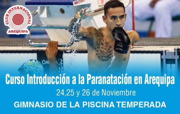 natacion   Club Internacional Arequipa