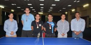 tenisdemesa | Club Internacional Arequipa