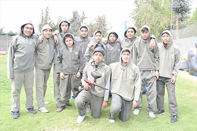 Paintball (NO DISPONIBLE)